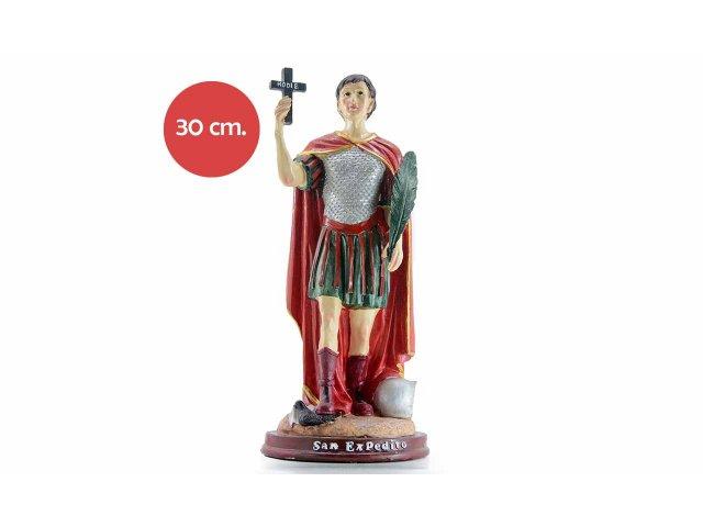 Producto #735 RESINA SAN EXPEDITO 30 CM