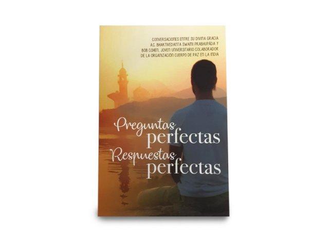 Producto #3331       LIBRO PREGUNTAS PERFECTAS RESPUESTAS PERFECTAS