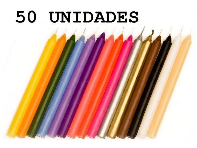 Producto #190AA VELA LARGA X 50 UNID