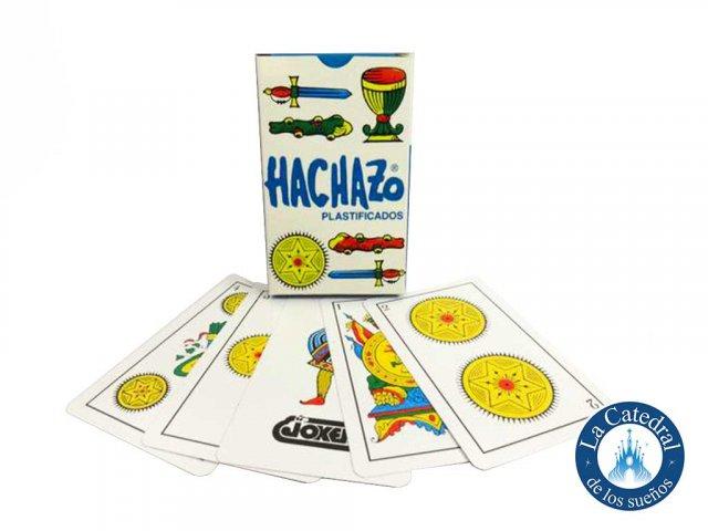Producto #2010 ESPANOLAS COMUNES JOKER HACHAZO