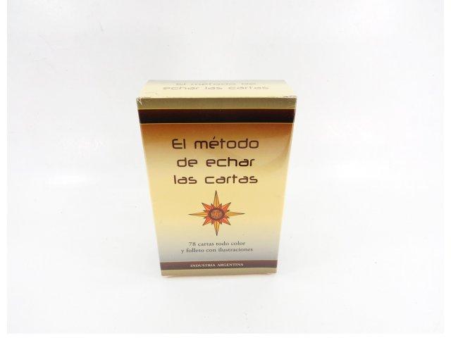 Producto #2008 EL METODO DE HECHAR LAS CARTAS