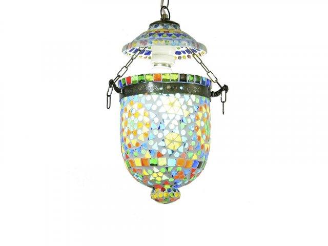 Producto #772H LAMPARA 3 CADENAS  15 CM