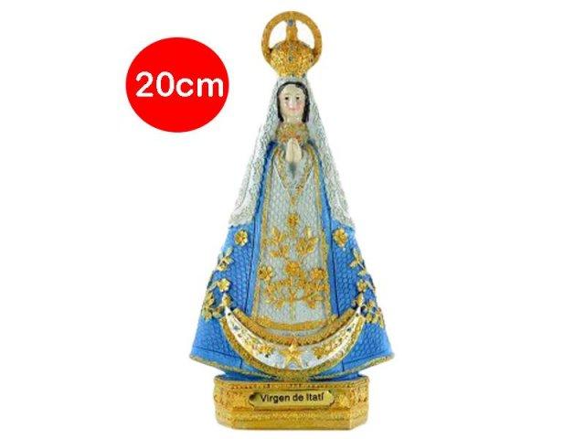 Producto #734J RESINA VIRGEN DE ITATI 20 CM