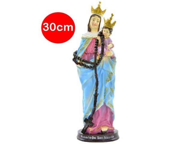 Producto #735H R. DE SAN NICOLÁS 30CM (C/ROSARIO)