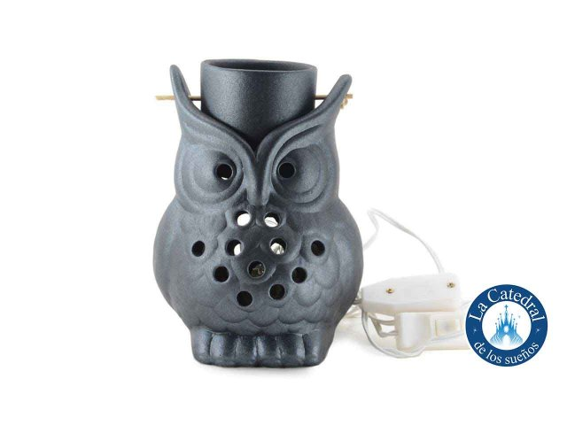 Producto #5064 HORNILLO ELECTRICO LECHUZA SIL ( 12 ) (16 CM)
