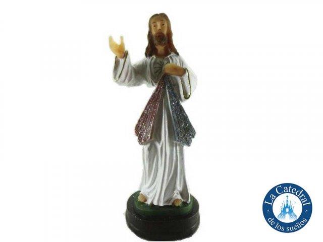 Producto #3132       PVC 22 CM JESUS MISERICORDIOSO