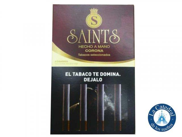 CHARUTOS CORONA X 5 SAINTS