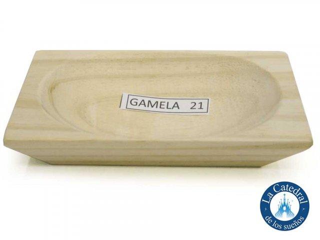 GAMELA CHICA 21 CM