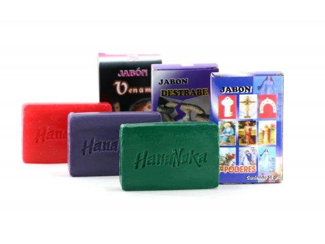 Producto #1404       JABON HANA-NOKA