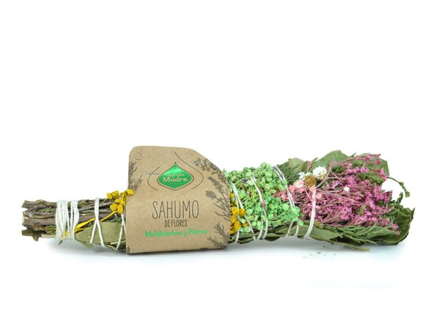 Producto #9000D      SAHUMO DE FLORES SAGRADA MADRE