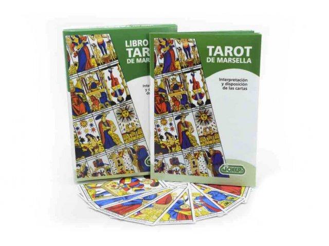 Producto #2015 TAROT MARSELLA NACIONAL CON LIBRO (JOKER)